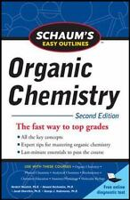 Schaum's Easy Outline of Organic Chemistry, Second Edition (Schaum's-ExLibrary