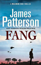 Maximum Ride: Dystopian science fiction, Patterson, James, New Book mon0000052664