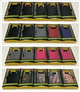 For Samsung Galaxy S10 S10+ S10e Defender Case (Clip Fits Otterbox Series)