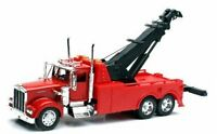 Kenworth W900 Wrecker 11 Tow Truck 1:32 Diecast Collectible New Ray Toys