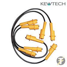 Kewtech Jumpld1 - R1 R2 Electrical Insulation Testing Jump Lead Test Set of 4