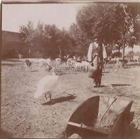 Viaggio IN Italia Foto Amateur Vintage Citrato Ca 1900 #20