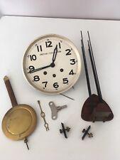 Carillon Véritable Westminster 8 Marteaux 8 Tiges 42/105 Pendule Horloge No Odo