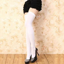 Ladies Thigh High OVER KNEE Socks Women Candy Color Long Cotton Stockings