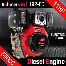 More details for portable diesel engine 11 hp single cylinder motor ~ yanmar, loncin - bohmer-ag