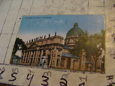Orig>Vint>post card<1930 ST JAMES CATHEDRAL, MONTREAL, another one