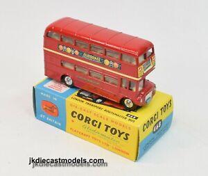 Corgi toys 468 Routemaster Bus 'Outspan' Virtually Mint/Boxed