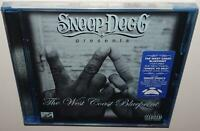 VA SNOOP DOGG PRESENTS WEST COAST BLUEPRINT (2010) BRAND NEW SEALED CD