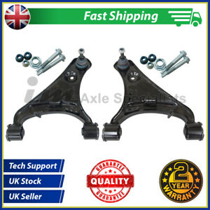 Fits Land Rover Discovery 3 Front Upper control arm suspension Kit (wishbone)