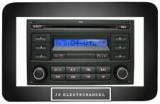 Vw rcd 200 mp3 CD original radio vw transporter t4 t5 polo golf passat (nouveau)