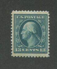 1909 United States Postage Stamp #339 Mint Never Hinged VF Original Gum