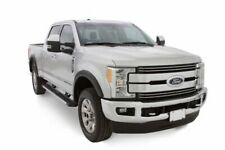 Bushwacker Black OE Style Fender Flare Set for 2017-18 Ford F-250 Super Duty