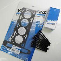 Zylinderkopfdichtung + Schrauben REINZ Opel 2,2l Z22SE