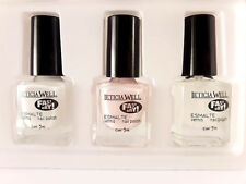 LOT KIT FRENCH MANUCURE TROIS VERNIS MAQUILLAGE MAIN FEMME !