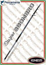 "Fishing Rod Ignesti Super "" - Bolentino Medium 50-150 Gr Vette Interchangeable"