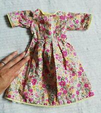robe de poupée ancienne, vintage,Bella, raynal, ou autre, sfbj etc...