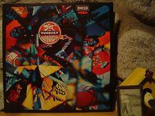 WOORDEN LP/1968 Netherlands/Dutch Acid Happening Psych Rock/Group 1850/Cromagnon