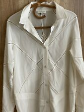 Rag & Bone Silk Shirt Size M