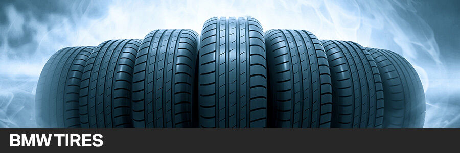 Certified BMW Tires and OEM Parts