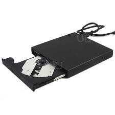 Portable External USB 2.0 IDE DVD ROM CD±RW Burner Writer Drive For Mac Win7