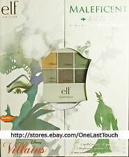 ELF Disney Villains MALEFICENT 7pc LOOKBOOK Day+Night Look EYE+LIP+PRIMER Ltd Ed