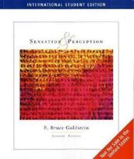 Sensation And Perception, E Bruce Goldstein, Good Book