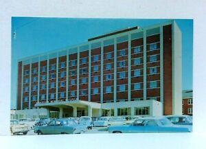 Anderson South Carolina Anderson Memorial Hospital Old Cars Postcard
