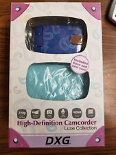 DXG Luxe Collection Camcorder