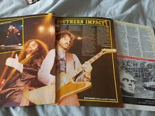 More details for 38 special - 1984 interview article / photos