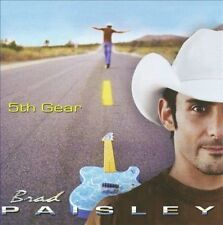 5th Gear [Bonus Track] by Brad Paisley (CD, Apr-2008, Arista)