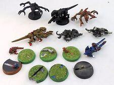 Warhammer 40K Tyranid Gaunt Lot of 7 Plastic