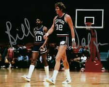 GFA Los Angeles Clippers * BILL WALTON * Signed Autographed 8x10 Photo B5 COA