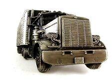 Truck Belt Buckle Made in USA