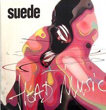 Suede CD Single Leaving - Promo - France (VG+/EX+)