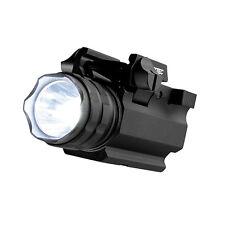 NEBO 6109 Iprotec RM190 Rail Mount LED FireArm Light 190 Lmn