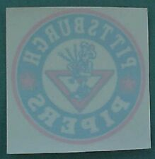 1967 1st Year ABA Pittsburgh Pipers ABA Champions decal-Connie Hawkins team-NICE