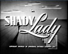 SHADY LADY CHARLES COBURN, ROBERT PAIGE region free DVD