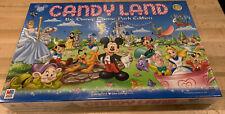 Disney Candyland Theme Park Edition Cinderella Castle Milton Bradley New!