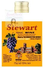 Buckfast Tonic Wine Label Edible Icing Cake Topper Decoration