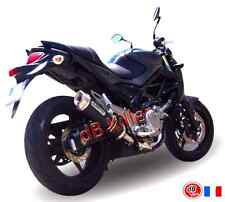 SILENCIEUX ARROW ALU DARK SUZUKI SVF 650 GLADIUS 2009/15 - 71742AON