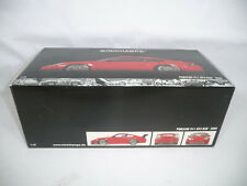 2004 PORSCHE 911 997 GT3 RSR RED 1:18 MINICHAMPS 100046400 nur die OVP only BOX