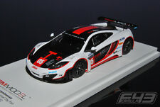 1/43 McLaren MP4-12C Nurnberg Toy Fair 2012 Truescale