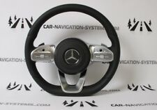 Mercedes W222 S Class Facelift Original AMG Style Steering Wheel