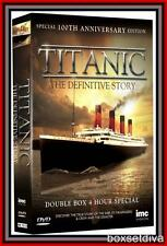 TITANIC -THE DEFINITIVE STORY- Special 100th Anniversary Edition **BRAND NEW **