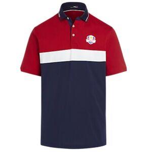 Ralph Lauren RLX Ryder Cup 2020 2021 Polo Team Uniform Sunday XL