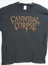 NEW - CANNIBAL CORPSE WINTER 2015 BAND / CONCERT / MUSIC T-SHIRT EXTRA LARGE