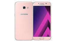 SAMSUNG Galaxy A7 2017 A720F Dual SIM 32GB Unlocked Smartphone Peach Cloud