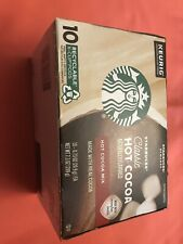 Keurig Starbucks Hot Cocoa K-Cups - 60 Pods (5 Boxes of 10) Exp. 12/26/2020