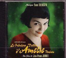 CD (NOUVEAU!). la fabuleuse monde des Amelie (bande originale yann tiersen OST mkmbh