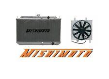 Mishimoto Performance Aluminum Radiator, Fan Shroud & Fans 90-93 Acura Integra